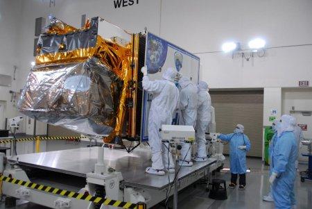 НАСА запустит климатический спутник 27 октября
