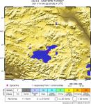 Землетрясение силой 5,5 в восточной Турции