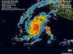 Ураган Кеннет сформировался на юге от Мексики
