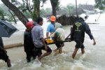 Муссонные дожди прошли на южных берегах Шри-Ланки