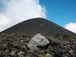 Извержение индонезийского вулкана Гамалама