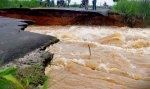 Оползни и наводнения в Бразилии