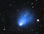 Обнаружены самая далекая и самая горячая галактика