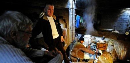 Бездомным полякам приходится прятаться под землей