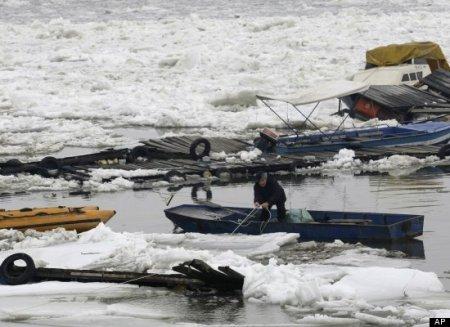 Заложники дунайского льда