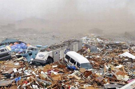 Японии снова угрожает цунами