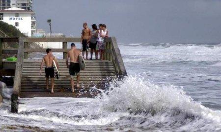 США угрожает подъем уровня моря