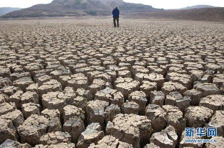Засуха на юго-западе Китая: фоторепортаж