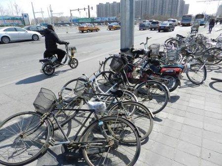 Пекин пострадал от ветра ураганной силы