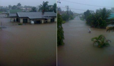 Наводнения на островах Фиджи