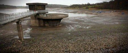 Засуха распространяется по Великобритании
