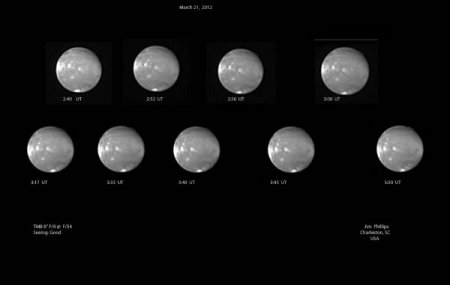 На Марсе появилось загадочное облако