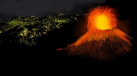 О внутренней жизни вулканов