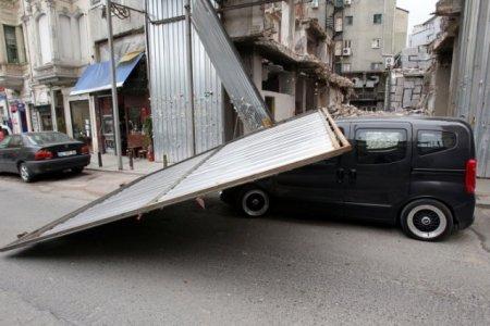 В Турции бушует ветряная буря