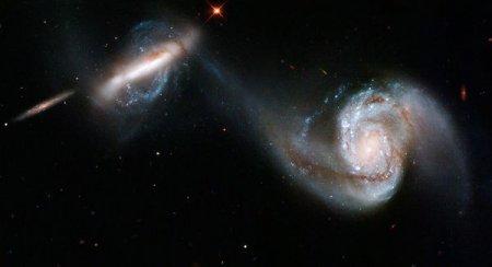 Спутники Млечного Пути меняют представления о галактиках