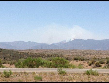 Аризона в огне: фотоотчет