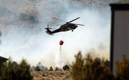 Пожары в США: фоторепортаж