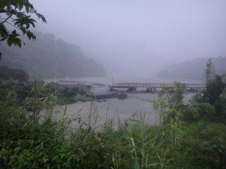 Наводнение на Тайване