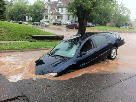 В Миннесоте объявлено чрезвычайное положение