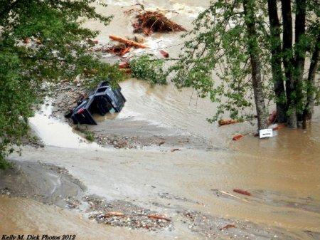 Наводнение в Британской Колумбии набирает обороты