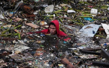 Тайваню угрожает филиппинский тайфун