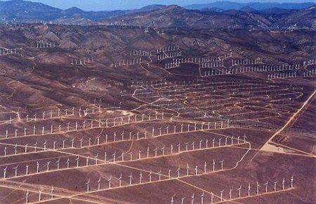 Избыточную энергию ветра будут хранить в жидком виде