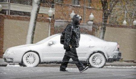Снежная осень закрепилась в США