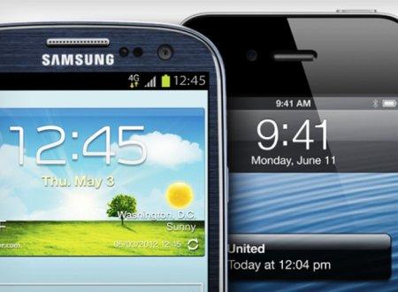iPhone 5 менее токсичен, чем Galaxy SIII