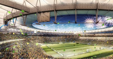 В Рио появится новый «зеленый» стадион