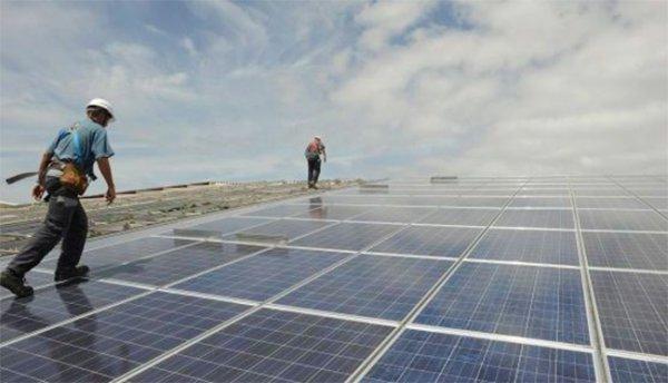 Дания опередила собственные планы по добыче солнечной энергии