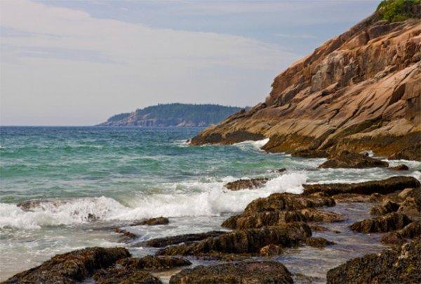 Потепление вод Новой Англии вызвано перемещением Гольфстрима