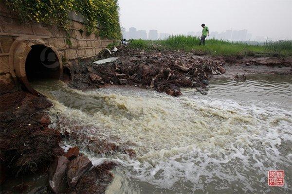 Известные бренды одежды обвиняются в загрязнении природы