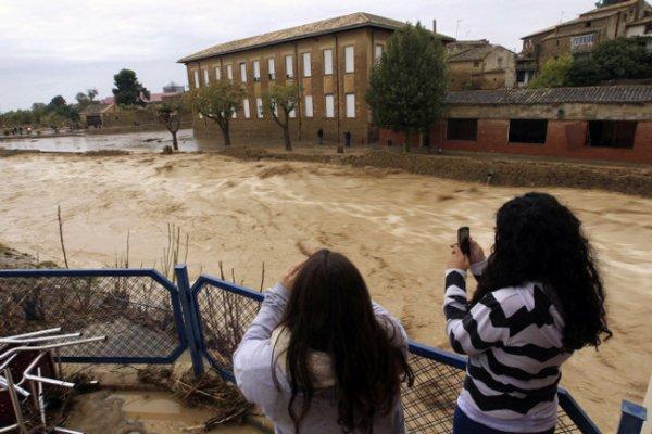 Непогода в Испании унесла жизнь иностранной туристки