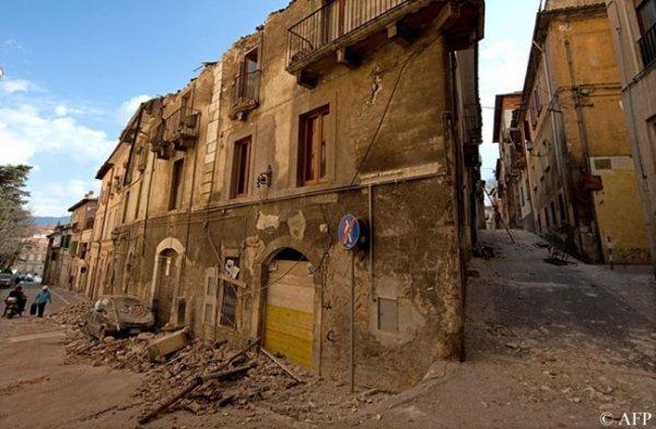 Итальянских ученых обвиняют в несвоевременном оповещении о силе землетрясения