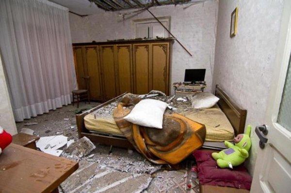 Землетрясение на юге Италии