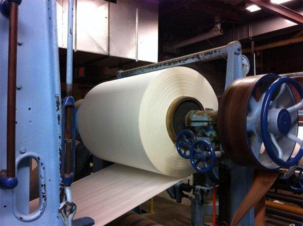 Соломенная бумага заменит бумагу из дерева