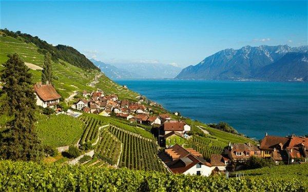 На Женевском озере может произойти цунами