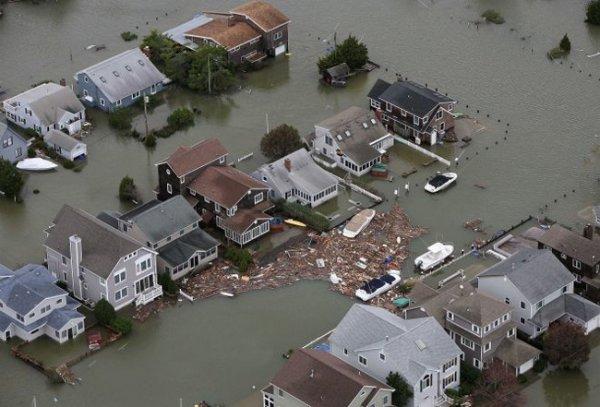 Ураган Сэнди: итоги