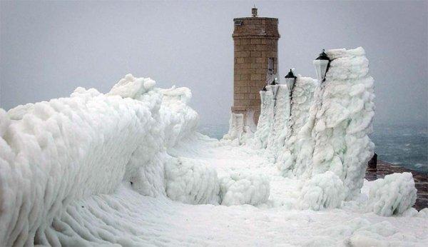 Какой будет предстоящая зима в Европе?