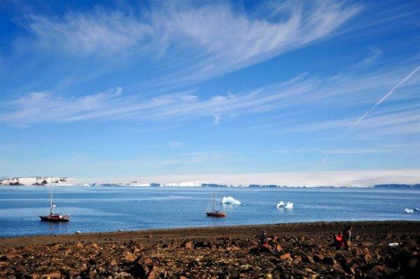 Новые признаки потепления в российской части Арктики