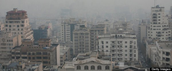 Иранские школы закроют из-за грязного воздуха