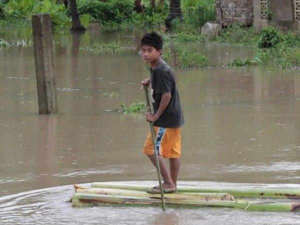 Последствия тайфуна Боха оказались ужасающими