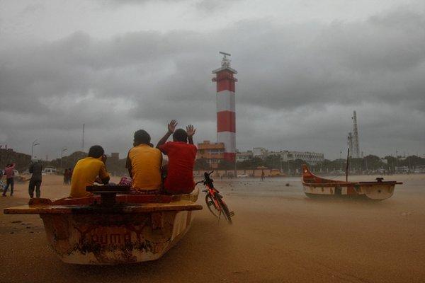 Топ-20 природных бедствий в 2012 году