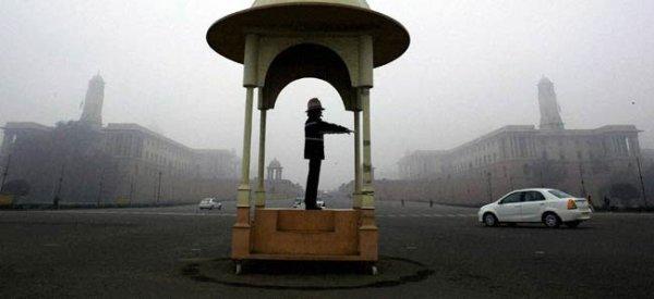 Начало нового года подарило Дели самый холодный день в истории