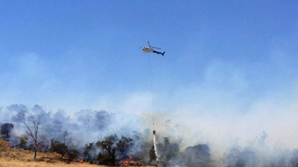 Новому Южному Уэльсу угрожают пожары