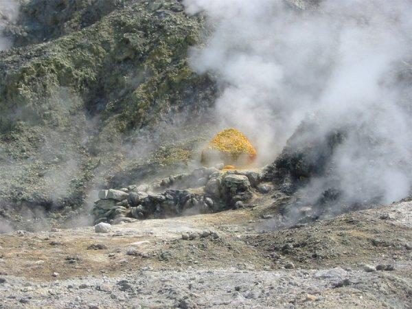 Проснулся известный итальянский вулкан