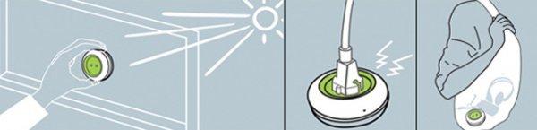 О розетках, работающих на солнечной энергии