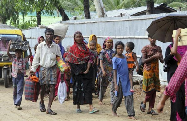 Циклон Махасен добрался до Бангладеш