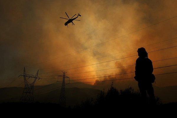 Пожары в 2013 году