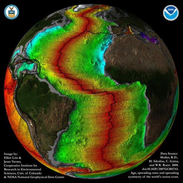 У побережья Португалии формируется новая зона субдукции